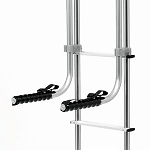Ladder Mounted Chair Rack, 501CR