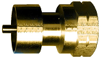 Propane Adapter Fitting, 07-30175