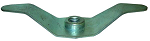 Propane Tank Rack Hold Down Wing Nut, 07-30535