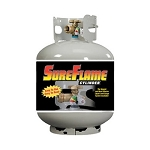 20lb Manchester DOT Portable Propane Tank with Gauge, 10577