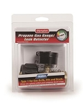 Propane Gauge With Leak Detector for Type 1 Gas Grills/ RV's and Boats Manufactured After 1995, 59023