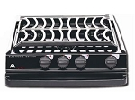 Dometic Atwood Slide-In Cooktop - Stainless Steel
