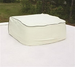 Air Conditioner Cover Artic White, 45391