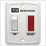 Suburban Water Heater Power Switch White 234589