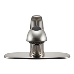 Dura Faucet Kitchen Faucet - Brushed Nickel Plated