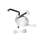 Standard 2-Way Hand Water Pump Colonial White