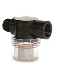 SHURflo Water Pump Filter, Threaded 255-313