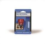 Stop Leak Fresh Water Hose Connector, 20213