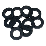 10pk Shower Hose Washer Replacement Gasket, PF276002