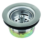 Sink Strainer Steel, 95325