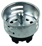 Sink Strainer Basket Steel, 95005