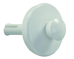 Sink Drain Stopper White, 95105