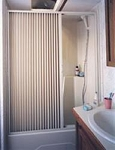 Irvine Folding Shower Door 36