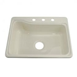 Better Bath by Lippert Components One Piece Sink 25