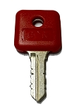 Fastec 1002CK Change Key for LEO Locks, Only Available to RV Dealers and Locksmiths