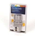 Easy Slip Sewer Hose Connector Grey, 39163
