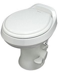 Dometic 300 Series Toilet - Bone - 302300073