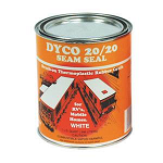1qt Caulk Sealant White, DYC2020SS/4