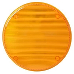 Amber Porch Light Lens, 016-AL2000