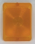 Tail Light Lens Amber, 34-84-016