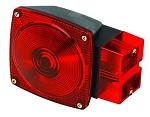 7 Way Right Hand Tail Light Red, 2823294