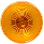 "2 1/2"" Round Clearance Light - Amber - by Peterson # 142A"