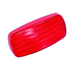 Bargman 58 Series Side Marker Red Lens Only  34-58-010