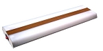Thin-Lite 26 Watt Fluorescent Lite W/Wood Grain Trim Lens, DIST-126