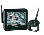 Backup Camera with 5.6 Inch Color LCD Monitor, WVOS541
