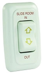 Slide Out Switch White, 12075
