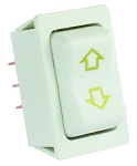 Slide Out Switch White, 12095