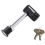 Barbell Type Trailer Hitch Pin Key Lock, 1479DAT