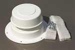 Replace-All Sewer Vent Polar White, 40033