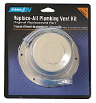 Replace-All Plumbing Vent Kit Beige, 40133