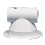 Sewer Vent Cap White, VUJW