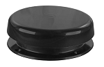 Screw On Sewer Vent Cap Black, 02-29115