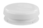 Screw On Sewer Vent Cap White, 02-29125