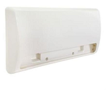 Stove Vent Hood Exhaust Cover Off White, J116AOW-CN