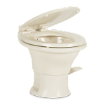 Dometic 311 Series Low Profile Toilet, Bone 302311683