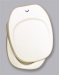 Thetford Toilet Seat and Cover fits Aqua Magic IV  Parchment 36787