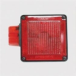 Demco Kar Kaddy Fender, Left Hand Tail Light Only