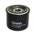 Onan Oil Filter for QD HDKAJ, 122-0833