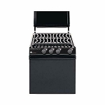 Dometic Bi-fold Stove Top Cover - Black
