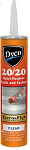 11oz Caulk Sealant Clear, DYC2020C/T20