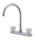 Relaqua High Arch Kitchen Faucet - Satin Nickel