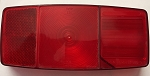 Replacement Tail Light Lens for Clartec 343 Model, MFL303
