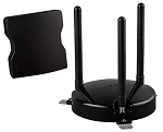 Winegard Connect WF1 WiFi Extender, Black