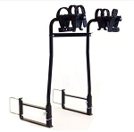 2 Bike Bumper Mount Bike Rack, 80500