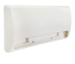 Stove Vent Hood Exhaust Cover White, J116AWH-CN