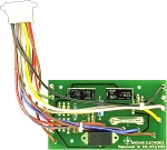 Circuit Board for Onan 300-1073 or 300-4950 with Harness, Dinosaur 300-1073/4950 With Cables